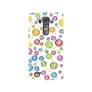 Garmor Designer Silicone Back Cover For LG G4 H810