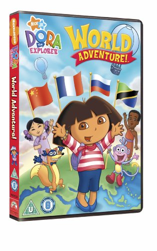 Dora The Explorer - Dora's World Adventure [DVD] [2006]