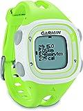 Garmin Forerunner 10 Montre de running avec GPS intégré VertBlanc