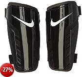 Nike Park Guard Parastinchi, Nero/Bianco, XL