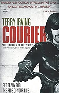 Courier by Terry Irving ebook deal