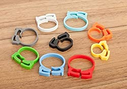 MagnusDeal® - Adjustable Cord Ring - Assorted