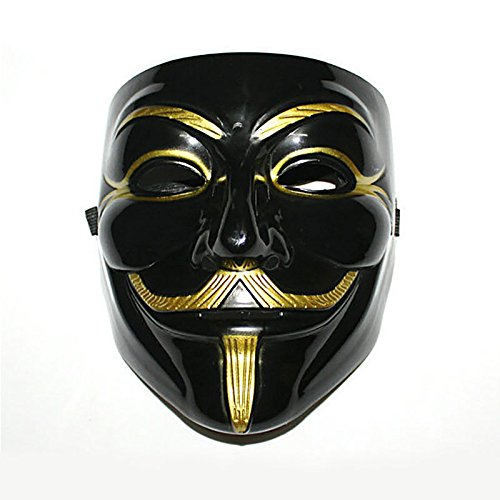 V-Ven (Anonymous Mask Costume Ideas)