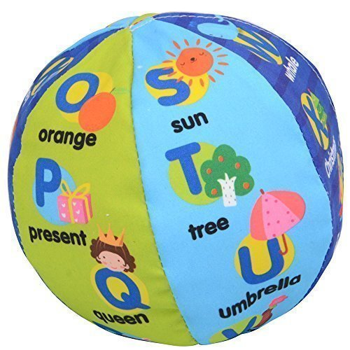 Fancy-Baby-Seven-Color-Learning-Cloth-Ball-for-Kids-Toddlers