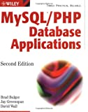 img - for MySQL/PHP Database Applications book / textbook / text book