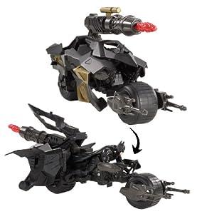 The dark knight batpod toy - photo#10