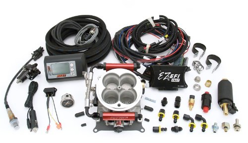 FAST 30226-KIT EZ-EFI Self Tuning Fuel Injection Base Kit (Atomic Fuel Injection compare prices)