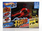 Toy / Game Mattel Hot Wheels Ultimate Rc Terrain Twister Vehicle (Red) With Flexpak Battery And Charger