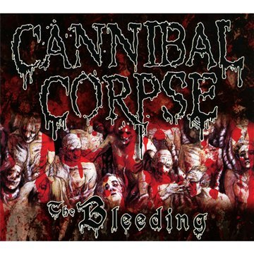 Cannibal Corpse-The Bleeding-REMASTERED-CD-FLAC-2006-DeVOiD Download