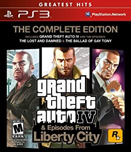 Grand Theft Auto IV & Episodes from Liberty City: The Complete Edition by Take 2