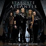 Stargate Atlantis 2009 Calendar (Square Calendar) DAZ527