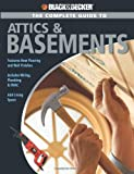 Black & Decker Complete Guide to Attics & Basements - 1589233026