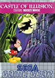 Castle of Illusion Starring Mickey Mouse - Game Gear
