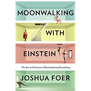 ** IMGError ** - Moonwalking with Einstein book cover