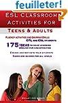 ESL Classroom Activities for Teens an...