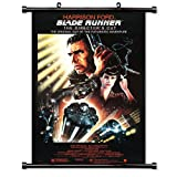Blade Runner Movie Fabric Wall Scroll Poster (32x48) Inches