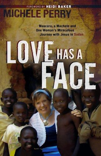 El amor tiene una cara: rimel, un Machete y milagroso viaje una mujer con Jesús en el Sudán