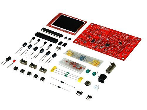 JYE DSO 138 DIY KIT 13803K (SMD components pre-soldered) (Color: Clear)