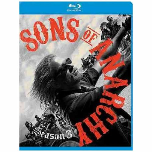 SONS OF ANARCHY:SEASON 3(BD)