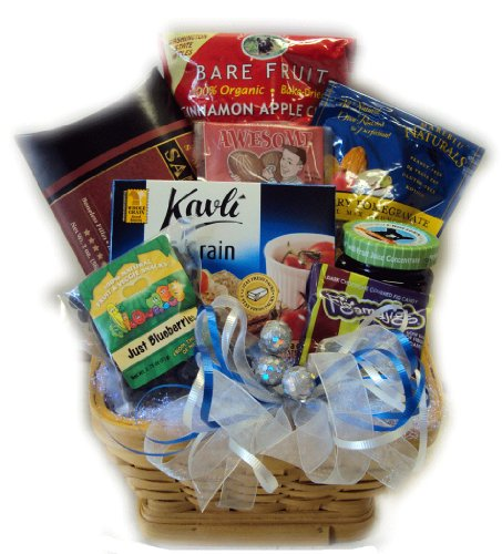 Heart-Healthy Hanukkah Gift Basket