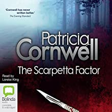 The Scarpetta Factor Audiobook by Patricia Cornwell Narrated by Lorelei King