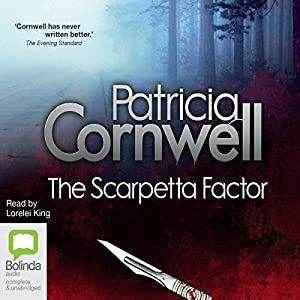 The Scarpetta Factor Hörbuch