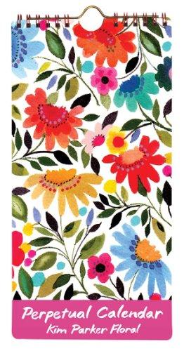 Kim Parker Floral: Perpetual Calendar