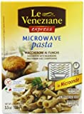 Le Veneziane Gluten Free Maccheroni with Mushrooms Ready Meal 100 g (Pack of 2)