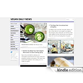 Vegan Daily News