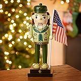 Kurt Adler 12.5 Wooden Boy Scout Nutcracker