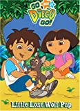 img - for Little Lost Wolf Pup (Go, Diego, Go!) (Deluxe Coloring Book) book / textbook / text book