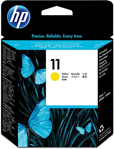 HP C4813A Testina di Stampa 11, Giallo