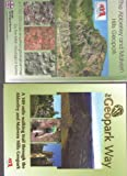 Herefordshire And Worcestershire Earth Heritage Trust Geopark Way Guide Book and Geology Map: A 109 Mile Walking Trail Through the Abberley and Malvern Hills Geopark with a 1:100 000 Scale Simplified Geological Map by the British Geological Survey