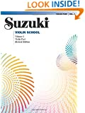 Suzuki Violin School -Volume 3 (Revisied Edition) (Suzuki Method Core Materials)