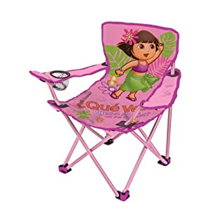 Dora The Explorer Mini Camp Chair by INI
