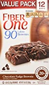Fiber One Brownies Chocolate Fudge Va…