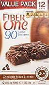 Fiber One Snacks Brownies Chocolate F…
