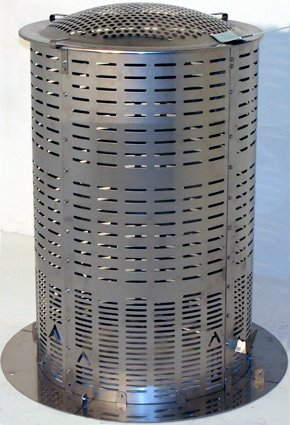 Hi-Temp-Burn-Barrel-in-100-Stainless-Steel-Including-Ash-Catcher