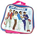 One Direction Pink Soft Sided Lunch Box (9