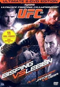UFC 89 Bisping vs Leben [DVD]