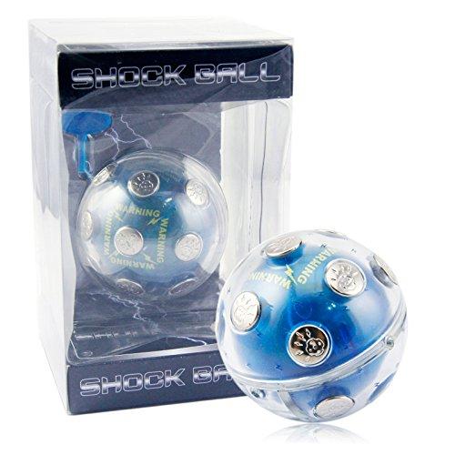 CO-Z-Electric-Shock-Shocking-Ball-Game-Hot-Potato-Novelty-Gift-Fun-Party-Safe-Kids