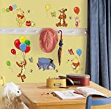 Disney Pooh & Friends Wall Decal Cutouts