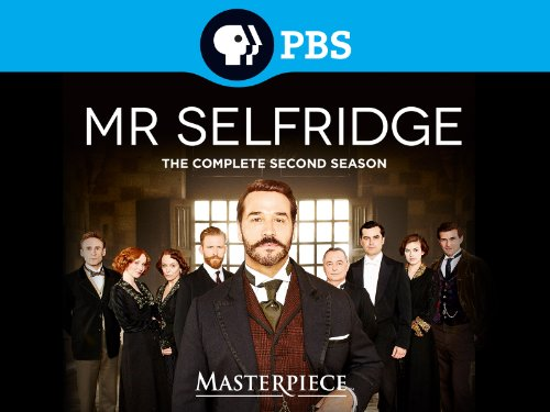 Masterpiece: Mr. Selfridge Original UK Edition Season 2