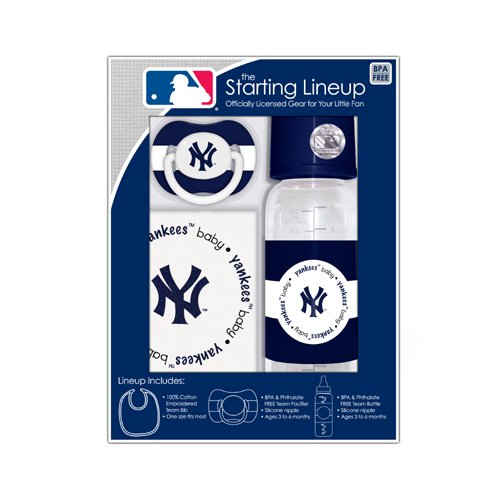 MLB New York Yankees Gift Set