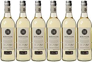 Beringer Chardonnay White Wine 75cl (Case of 6)