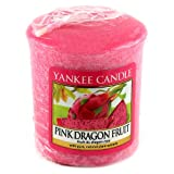 Yankee Candle Votive Sampler Candle, Pink Dragon Fruit