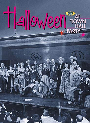 DVD : Halloween At Town Hall Party
