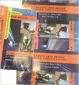 Aashto Lrfd Bridge Design Specifications 6th Edition
