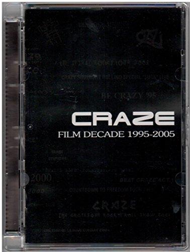 「CRAZE FILM DECADE 1995-2005」 2006.1.9 SHIBUYA-AX [DVD]