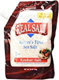 Real Salt Kosher Salt, 16-Ounce